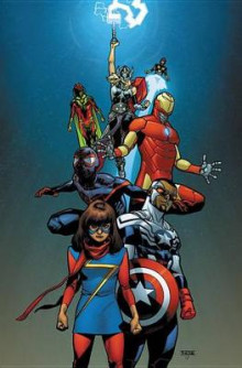 All-new, All-different Avengers av Mark Waid (Innbundet)