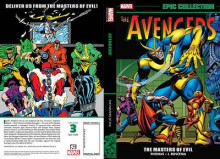 Avengers Epic Collection: Masters of Evil av Roy Thomas og Gary Friedrich (Heftet)