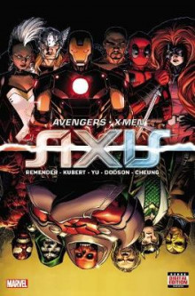 Avengers & X-Men: Axis av Rick Remender (Heftet)