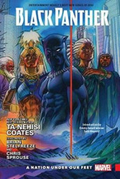 Black Panther Vol. 1: A Nation Under Our Feet av Ta-Nehisi Coates (Innbundet)