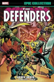 Defenders Epic Collection: Ashes, Ashes? av J.M. Dematteis (Heftet)
