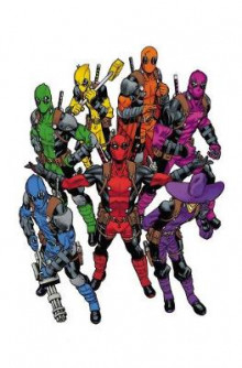 Deadpool: World's Greatest Vol. 1: Vol. 1 av Gerry Duggan, Cullen Bunn og Tim Seely (Innbundet)