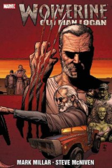 Wolverine: Old Man Logan av Mark Millar (Innbundet)