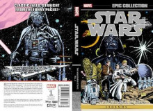 Star Wars Legends Epic Collection: the Newspaper Strips Vol. 1: Vol. 1 av Russ Manning, Steve Gerber og Russ Helm (Heftet)