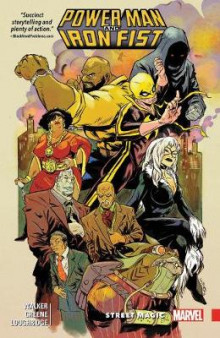 Power Man And Iron Fist Vol. 3: Street Magic av Gerry Duggan (Heftet)