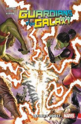 Omslag - All-new Guardians Of The Galaxy Vol. 3: Infinity Quest