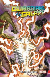 All-new Guardians Of The Galaxy Vol. 3: Infinity Quest av Gerry Duggan (Heftet)
