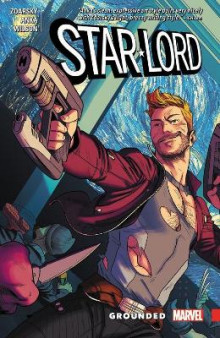 Star-lord: Grounded av Chip Zdarsky (Heftet)