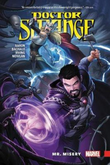 Doctor Strange Vol. 4: Mr. Misery av Jason Aaron og Kathryn Immonen (Innbundet)