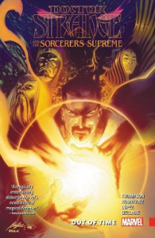 Doctor Strange And The Sorcerers Supreme Vol. 1: Out Of Time av Robbie Thompson (Heftet)