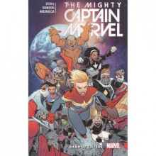 The Mighty Captain Marvel Vol. 2: Band Of Sisters av Margaret Stohl (Heftet)