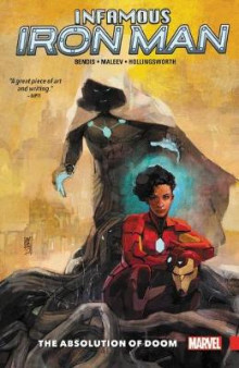 Infamous Iron Man Vol. 2: The Absolution Of Doom av Brian Michael Bendis (Heftet)