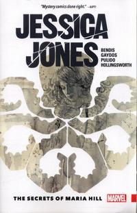 Jessica Jones Vol. 2: The Secrets Of Maria Hill av Brian Michael Bendis (Heftet)