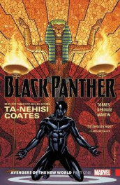 Black Panther Book 4: Avengers Of The New World Part 1 av Ta-Nehisi Coates (Heftet)