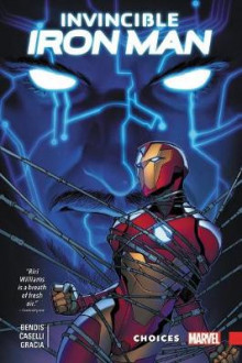 Invincible Iron Man: Ironheart Vol. 2 - Choices av Brian Michael Bendis (Innbundet)