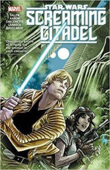 Star Wars: The Screaming Citadel av Kieron Gillen (Heftet)