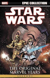 Star Wars Legends Epic Collection: The Original Marvel Years Vol. 2 av Mary Jo Duffy, Michael Golden og Archie Goodwin (Heftet)