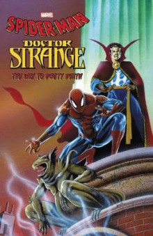 Spider-man/doctor Strange: The Way To Dusty Death av Stan Lee og Denny O'Neil (Heftet)