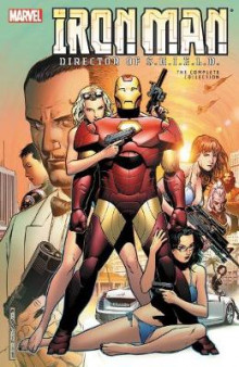 Iron Man: Director Of S.h.i.e.l.d. - The Complete Collection av Daniel Knauf og Christos Gage (Heftet)