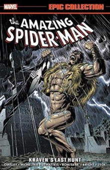 Amazing Spider-man Epic Collection: Kraven's Last Hunt av Peter David, David Michelinie og J. M. DeMatteis (Heftet)