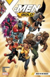 X-men Gold Vol. 1: Back To The Basics av Marc Guggenheim (Heftet)