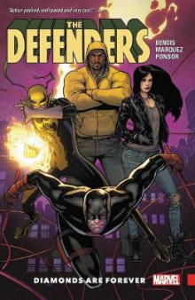 Defenders Vol. 1: Diamonds Are Forever av Brian Michael Bendis (Heftet)
