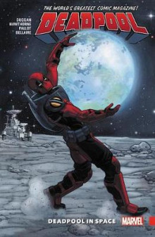 Deadpool: World's Greatest Vol. 9: Deadpool In Space av Gerry Duggan (Heftet)