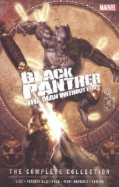 Black Panther: The Man Without Fear - The Complete Collection av David Liss (Heftet)