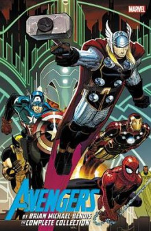 Avengers By Brian Michael Bendis: The Complete Collection Vol. 1 av Brian Michael Bendis (Heftet)