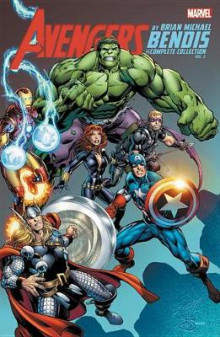 Avengers By Brian Michael Bendis: The Complete Collection Vol. 3 av Brian Michael Bendis (Heftet)