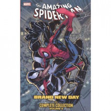 Spider-man: Brand New Day - The Complete Collection Vol. 4 av Mark Waid, Joe Kelly og Dan Slott (Heftet)