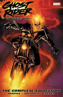 Ghost Rider by Daniel Way: the Complete Collection av Daniel Way (Heftet)