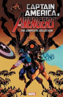 Captain America And The Avengers: The Complete Collection av Cullen Bunn (Heftet)
