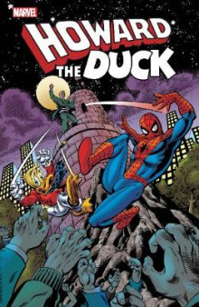 Howard The Duck: The Complete Collection Vol. 4 av Bill Mantlo og Steve Skeates (Heftet)