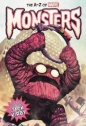 The Monster Abcs av Stan Lee (Innbundet)