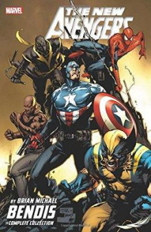 New Avengers: The Complete Collection Vol. 4: Volume 4 av Brian Michael Bendis (Heftet)