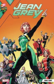 Jean Grey Vol. 2: Final Flight av Dennis Hopeless (Heftet)