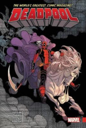 Deadpool: World's Greatest Vol. 3 av Gerry Duggan (Innbundet)