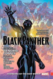 Black Panther Vol. 2: Avengers Of The New World av Ta-Nehisi Coates (Innbundet)
