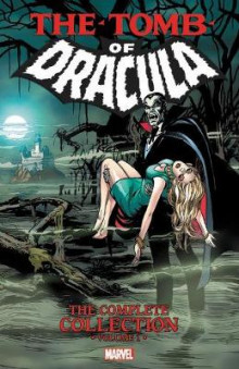 Tomb Of Dracula: The Complete Collection Vol. 1 av Gerry Conway, Archie Goodwin og Gardner Fox (Heftet)