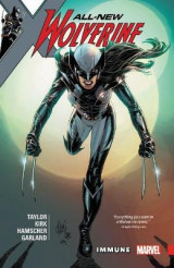 Omslag - All-new Wolverine Vol. 4: Immune
