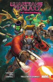 Guardians Of The Galaxy: Telltale Games av Fred Van Lente (Heftet)