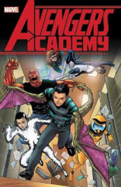 Avengers Academy: The Complete Collection Vol. 2 av Christos Gage og Jim McCann (Heftet)