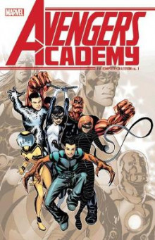 Avengers Academy: The Complete Collection Vol. 1 av Christos Gage, Paul Tobin og Jeff Parker (Heftet)