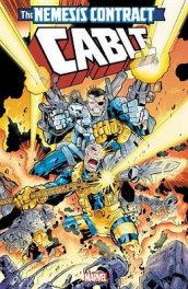 Cable: The Nemesis Contract av Joe Casey (Heftet)