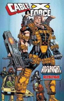 Cable & X-force: Onslaught Rising av Jeph Loeb (Heftet)