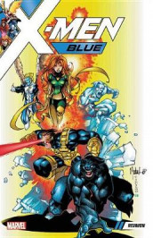 X-men Blue Vol. 0: Reunion av Joe Casey, Terry Kavanagh og Steve Seagle (Heftet)