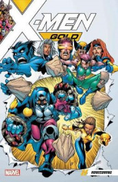 X-men Gold Vol. 0: Homecoming av Joe Casey og Joe Kelly (Heftet)