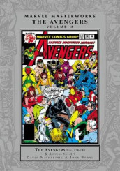 Marvel Masterworks: The Avengers Vol. 18 av Tom DeFalco, Bill Mantlo og David Michelinie (Innbundet)