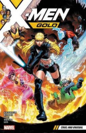 X-men Gold Vol. 5: Cruel And Unusual av Marc Guggenheim (Heftet)